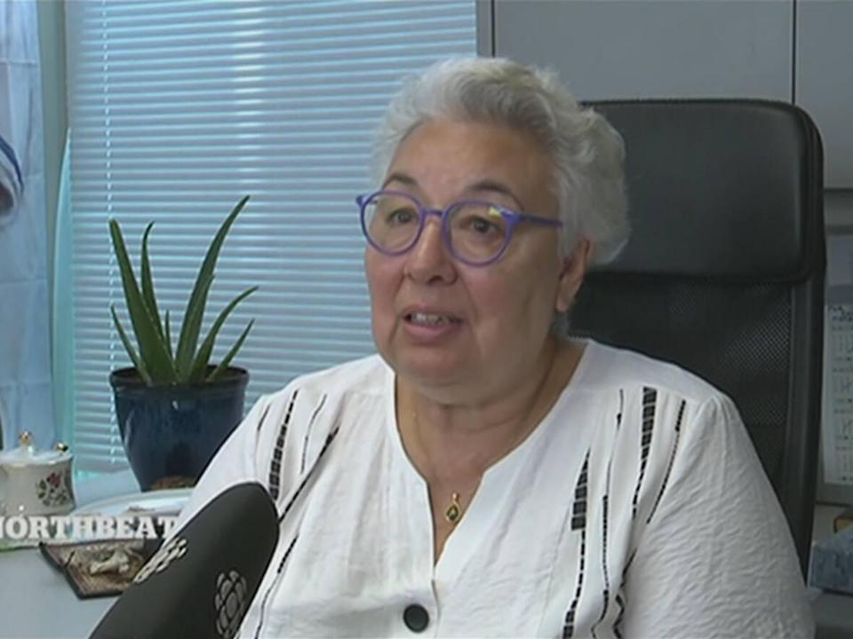 Former Nunavut politician Manitok Thompson, who lives in Ottawa, has been an advocate for unilingual Inuit elders. She's started a petition calling on the Nunavut government to build an elder home in every community and improve existing ones. (CBC - image credit)