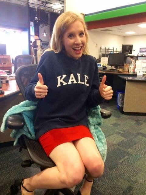 TV reporter Alison Parker is seen in this photo from Facebook.