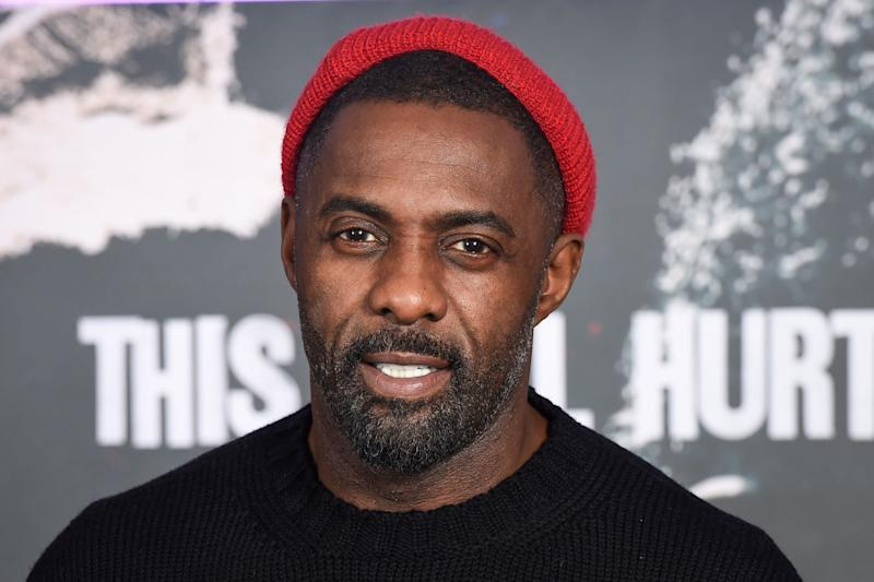 Idris Elba during a photo call for Luther series 5 (Credit: Matt Crossick/PA Images via Getty Images)