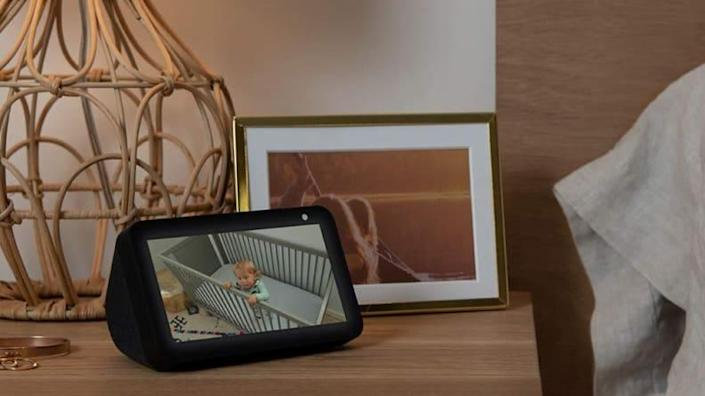 The Echo Show 5 fits into small spaces while still bringing all Alexa has to offer.
