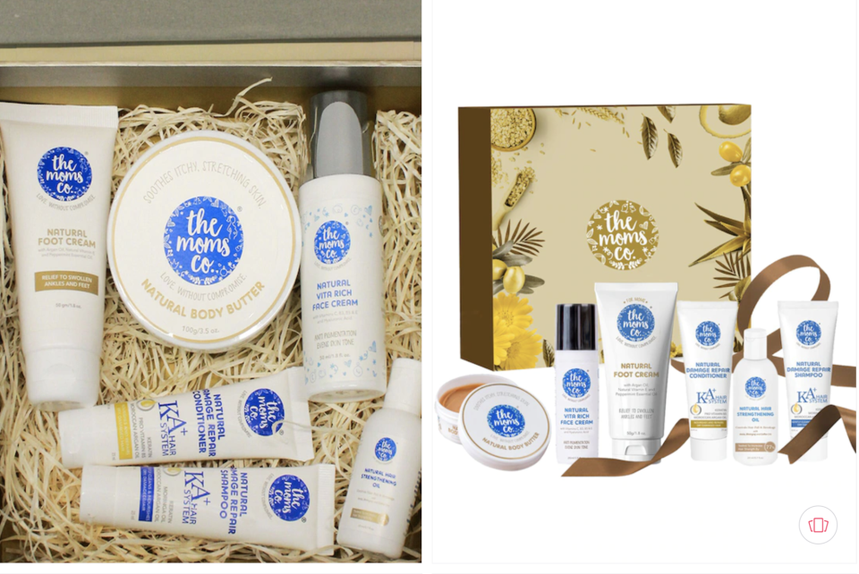 Unisex Ultimate Head To Toe Gift Set 245 gm