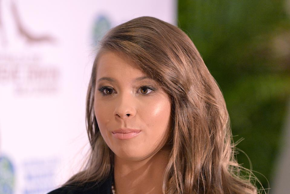 Bindi Irwin celebrated the incredible fathers in her life on social media, while also discussing her troubled relationship with her paternal grandfather. (Photo: Bradley Kanaris/Getty Images)