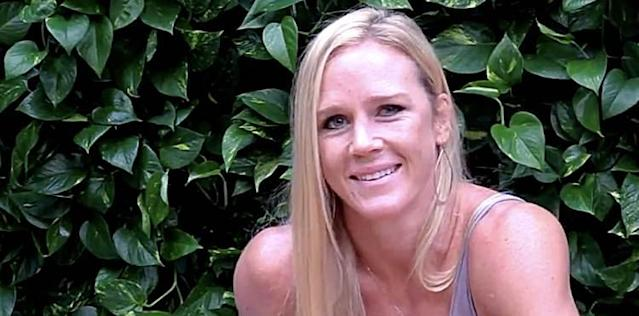 Holly Holm at UFC 225 Media Luncheon