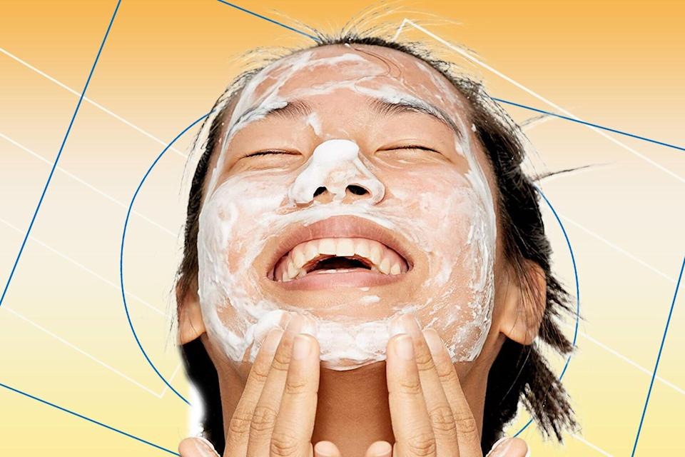 """Shoppers """"Reversed the Aging Process"""" With This $22 Cleanser"""