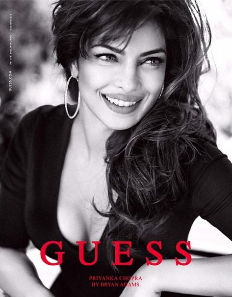 The new GUESS girl