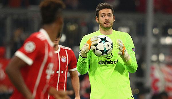 Champions League: Celtic-Keeper Craig Gordon mit Ansage an FC Bayern