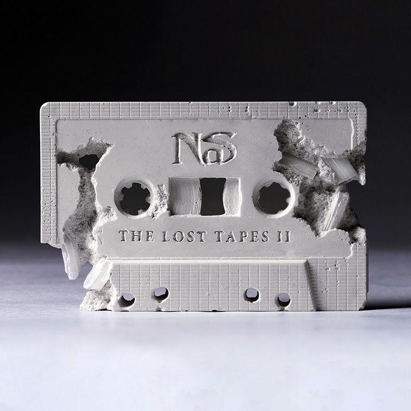 nas the lost tapes 2 album artwork Nas details The Lost Tapes 2 release date and star studded tracklist