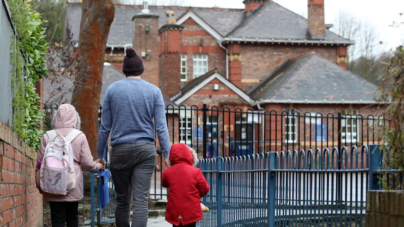 Number of pupils arriving at schools 'manageable'