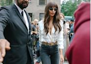 A straight-off-the-runway hair clip that's democratically priced? Bella Hadid says yes.