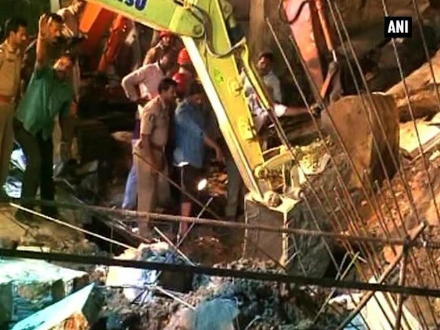 At least seven people were killed after the collapse of a wall of an under construction mall, about 35 km from Vijayawada, in Guntur city of Andhra Pradesh. As many as 8 workers were reportedly trapped and while one was rescued, the other seven lost their lives. The accident happened when a 30-feet deep cellar was being dug for a proposed multi-storey building at the Lakshipuram area in Guntur. While the work was under process, a sudden landslip occurred, trapping the workers inside. The district collector and other officials rushed to the accident site. Andhra Pradesh Chief Minister N Chandrababu Naidu also went to the site to oversee the rescue efforts.