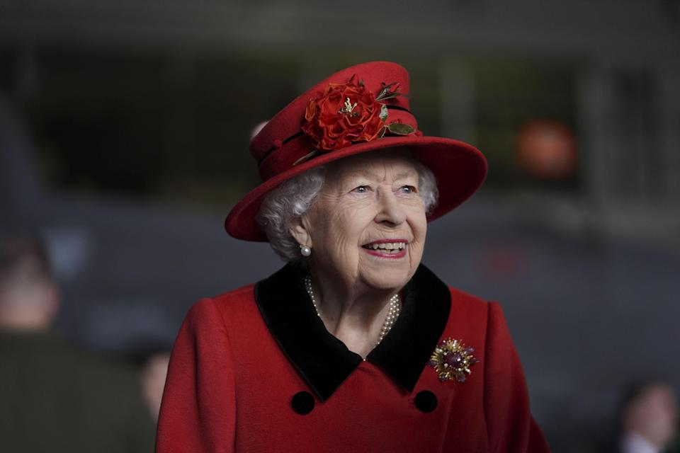 <p>The Queen</p> (PA Wire)