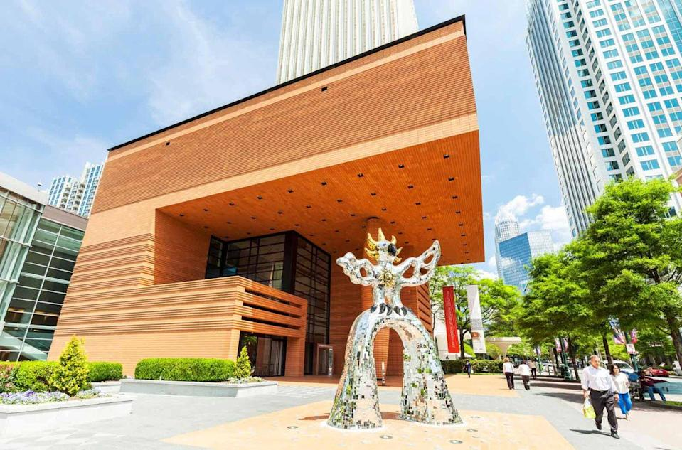 "<p>""<a href=""http://bechtler.org/"" rel=""nofollow noopener"" target=""_blank"" data-ylk=""slk:Bechtler Museum of Modern Art"" class=""link rapid-noclick-resp"">Bechtler Museum of Modern Art</a> in Charlotte is small and personal, which I love. Its focus is on the most important art movements and schools from the 20th century, particularly the School of Paris after World War II."" <em>—<a href=""https://barriebenson.com/"" rel=""nofollow noopener"" target=""_blank"" data-ylk=""slk:Barrie Benson"" class=""link rapid-noclick-resp"">Barrie Benson</a></em></p>"
