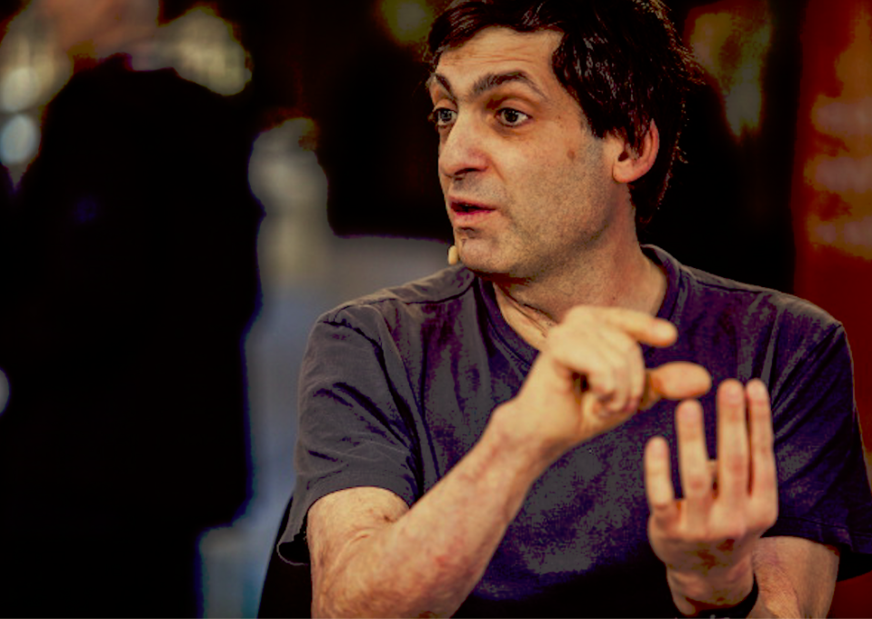 Dan Ariely, a professor of behavioral economics at Duke University, explains how he teaches his kids to be smart with their money (Chris Goodney/Bloomberg/Getty Images).