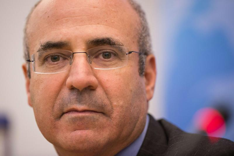 Mr Browder has been a persistent critic of Mr Putin: Getty
