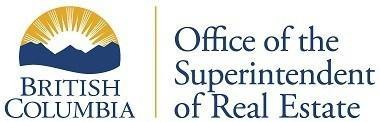 Office of the Superintendent of Real Estate logo (CNW Group/Office of the Superintendent of Real Estate)