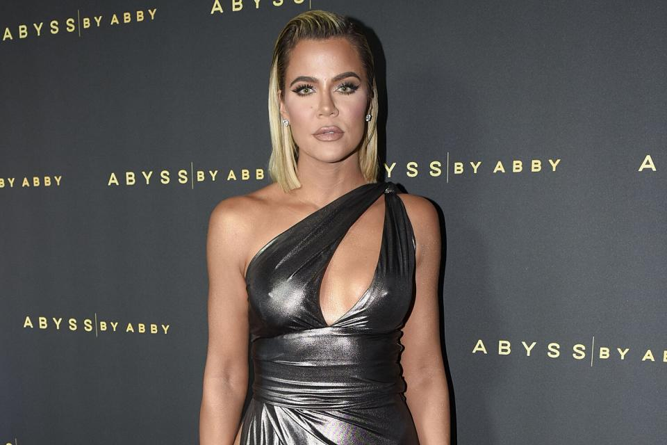 Khloé Kardashian Shares Cryptic Posts About Happiness ...