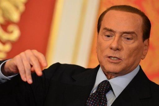 Silvio Berlusconi has been found guily of tax fraud and is currently on trial for allegedly paying a 17-year-old for sex