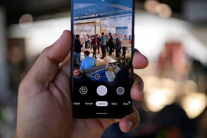Google Pixel 4 and 4 XL Hands on