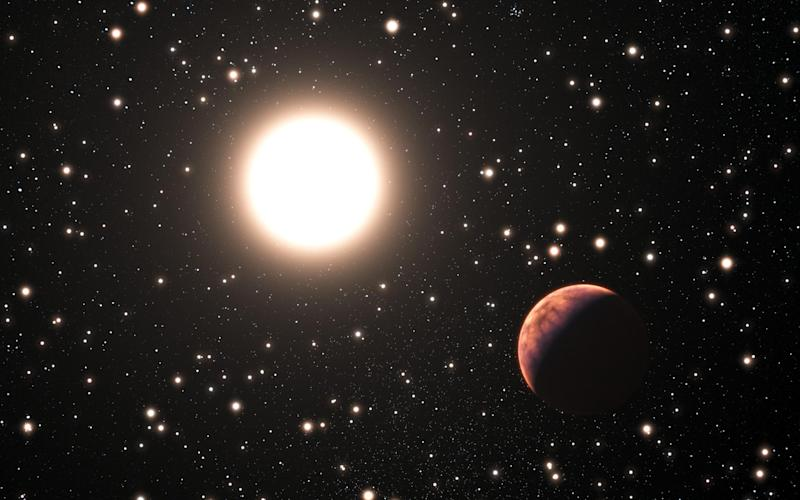 """Researchers suggest that """"at least two"""" planets lie beyond Pluto"""