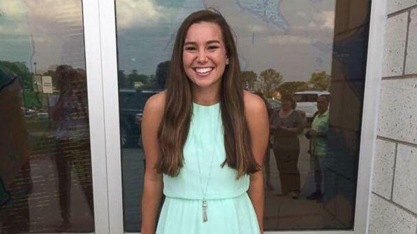 PHOTO: Mollie Tibbetts, a University of Iowa student, went missing after going out for a jog, July 18, 2018. (Poweshiek County Sheriff's Office)