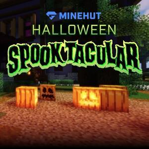 The Minehut Halloween Spooktacular will provide young gamers with Halloween-themed gameplay and community events built entirely in Minecraft.
