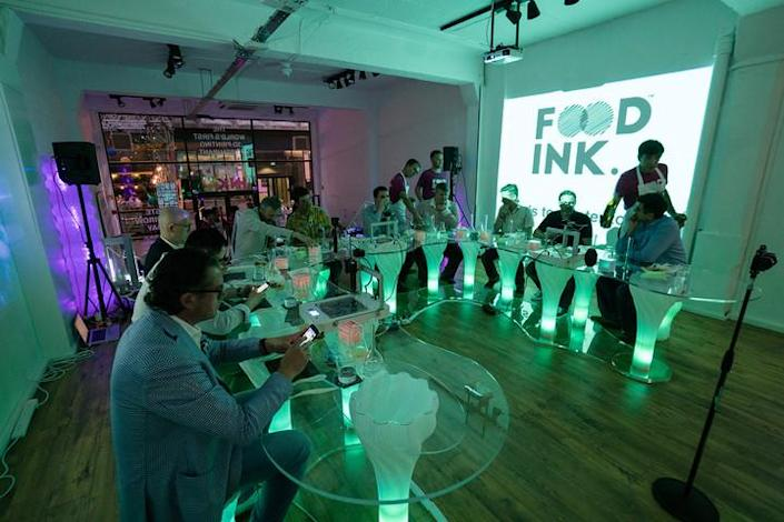 d food printers how they could change what you eat ink london restaurant