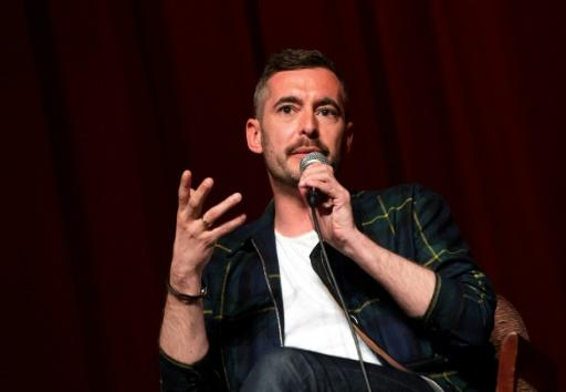 "Actor/director Xavier Legrand talks about his thriller ""Custody"" during the Colcoa French Film Festival in West Hollywood"