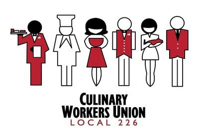 The Culinary Union is Nevada's largest immigrant organization with over 60,000 members - a diverse membership that is approximately 55% women and 54% Latinx. Members - who work as guest room attendants, bartenders, cocktail and food servers, porters, bellmen, cooks, and kitchen workers - come from 178 countries and speak over 40 different languages. The Culinary Union has been fighting for fair wages, job security, and good health benefits for workers in Nevada for 84 years. (PRNewsfoto/Culinary Workers Union Local #2)