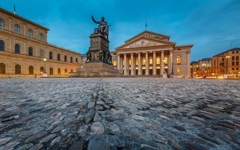 'The Munich Opera House is among the world's best' - Credit: istock