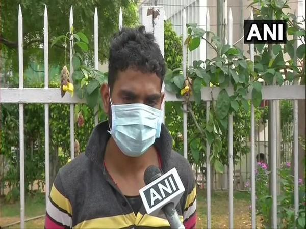 Jaspal, who lost his 2 children in hit and run case talking to ANI in New Delhi on Wednesday. (Photo/ANI)