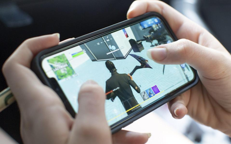 Fortnite was removed from the Google Play Store last year - Shuttershock