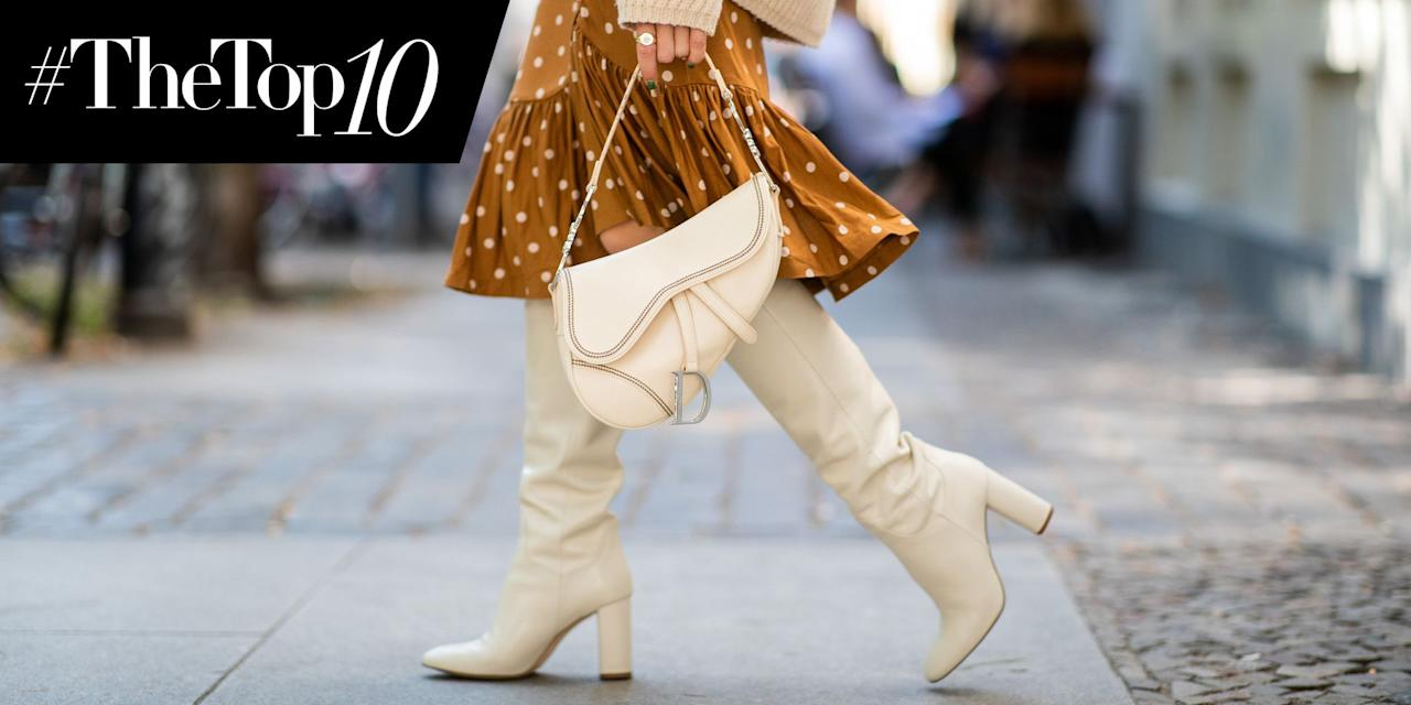 <p>As the summer sales come to an end and the autumn/winter collections start rolling in, it's time to start thinking about what you need for your new-season wardrobe – and, if you're on the lookout for a new pair of boots, we have rounded up 10 of our favourite styles for the new season.</p><p>Whether you want to try out a new style, stick to the classics or replace a much-loved pair, we have rounded up 10 styles which tap into the latest trends, but that still have the potential to become wardrobe staples. </p><p> So, if you're in the market for a new pair of boots, from hiking to the sculptural heel, the slouchy to the cowboy, these are the styles we can't wait to add to our winter wardrobes this year and wear for years to come. </p>