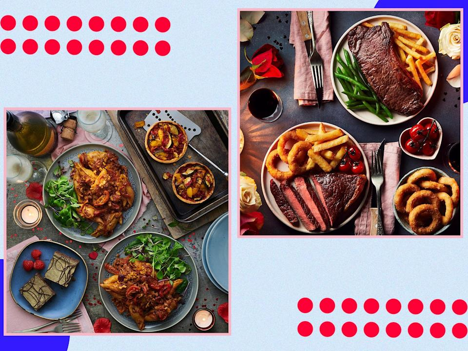 <p>Whether it's meaty mains or vegan-friendly delights, there's something for everyone this year</p> (The Independent)