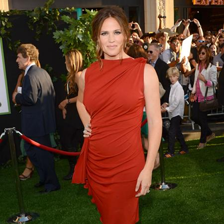 Jennifer Garner: I love my forties
