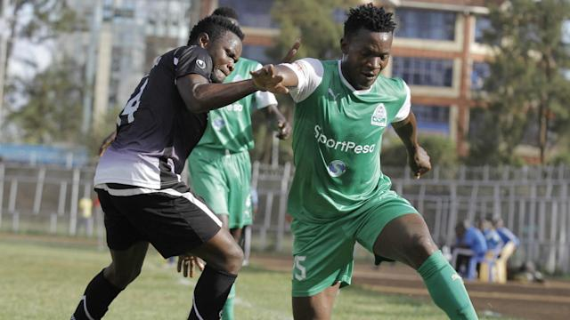 K'Ogalo threw away the lead to settle for their second draw of the season