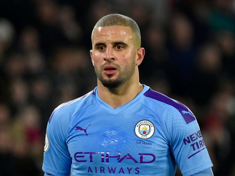 Kyle Walker broke coronavirus lockdown restrictions that has led to calls for him to be sold by Manchester City: AP