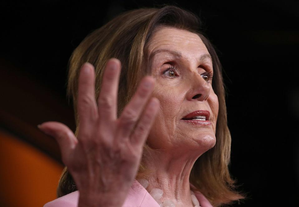 Democrats Decline To Play Hardball With Trump — At Least For The Next 7 Weeks