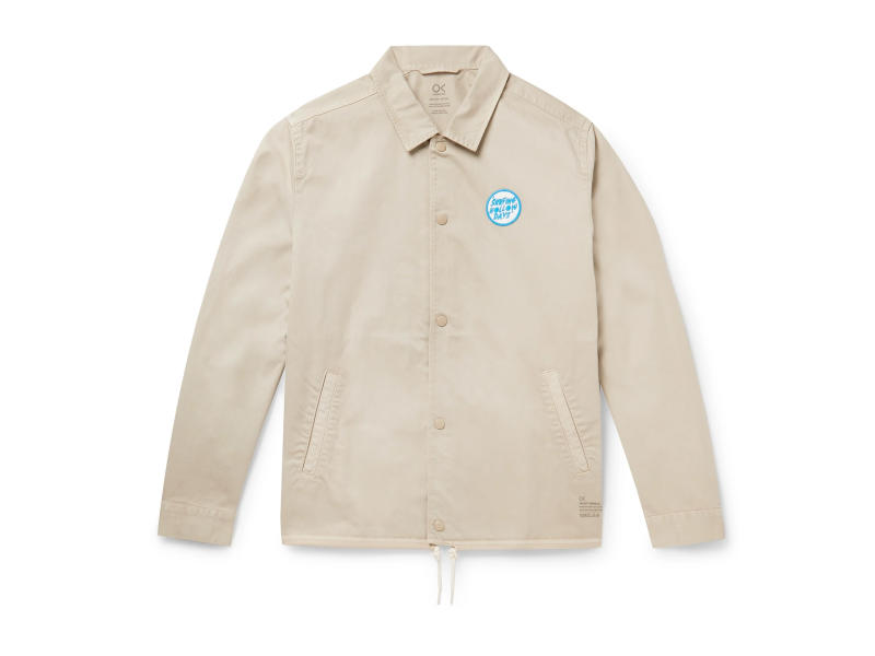 Best Fall Outerwear - Outerknown Organic Twill Men's Jacket