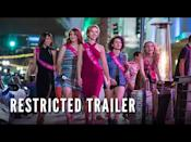 """<p><strong>IMDb says:</strong> Things go terribly wrong for a group of girlfriends who hire a male stripper for a bachelorette party in Miami.</p><p><strong>We say: </strong>Sure, it's no Oscar-winner but it'll give you some good laughs and put some of your past hen do horrors into perspective.</p><p><a href=""""https://www.youtube.com/watch?v=oIB4jNYeRY4"""" rel=""""nofollow noopener"""" target=""""_blank"""" data-ylk=""""slk:See the original post on Youtube"""" class=""""link rapid-noclick-resp"""">See the original post on Youtube</a></p>"""