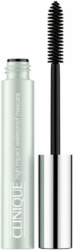 <p>The <span>Clinique High Impact Waterproof Mascara</span> ($20) gives you lengthened, thicker-looking lashes without any clumps and is resistant to sweat and humidity.</p>