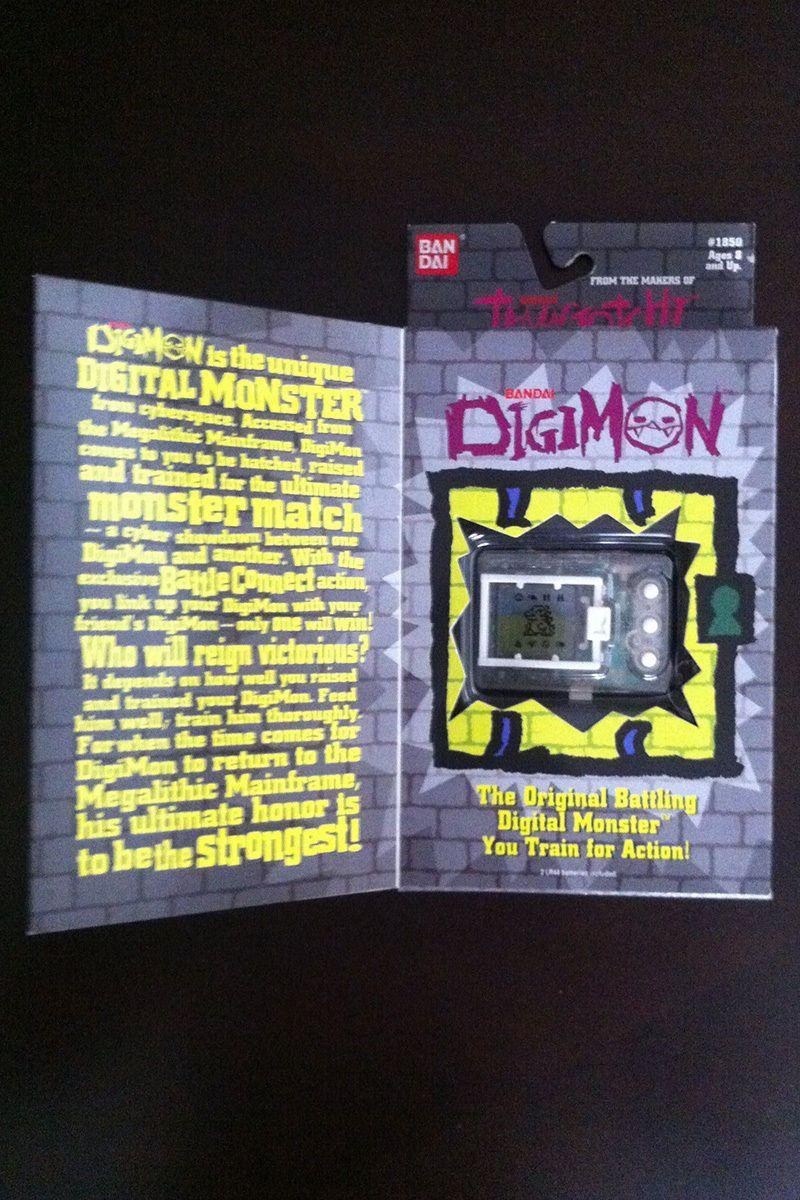"""<p>These virtual monsters were first created in 1997 and gained in popularity after an anime series and video game followed. <a href=""""https://www.ebay.com/p/1997-Digimon-Digital-Monster-Dark-Blue-Digivice-Keychain-Bandai/1136988562?iid=252303831816&_trksid=p2047675.m4097.l9055"""" rel=""""nofollow noopener"""" target=""""_blank"""" data-ylk=""""slk:Mint-condition versions"""" class=""""link rapid-noclick-resp"""">Mint-condition versions</a> can go for well over $100 these days, and <a href=""""http://www.ebay.com/bhp/rare-digimon-cards"""" rel=""""nofollow noopener"""" target=""""_blank"""" data-ylk=""""slk:Digimon cards"""" class=""""link rapid-noclick-resp"""">Digimon cards</a> are also collectors' items. </p>"""