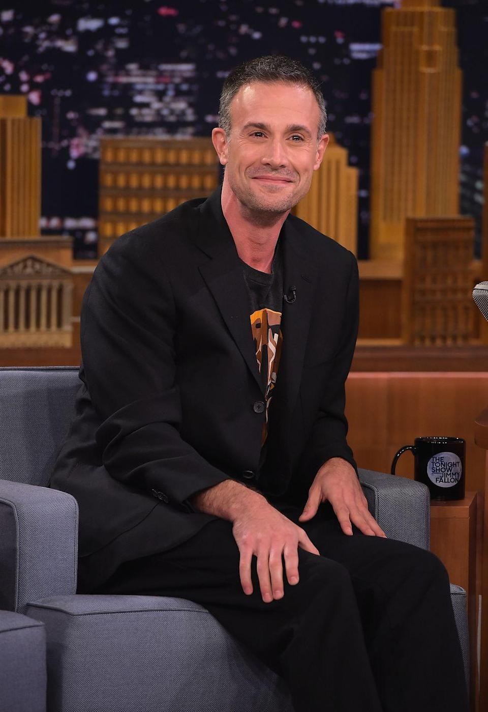 <p>As the son of the late American stand-up comedian, Freddie Prinze Jr. achieved a successful career as an actor in the 1990's and was named 1996's Mr. Golden Globe. </p>