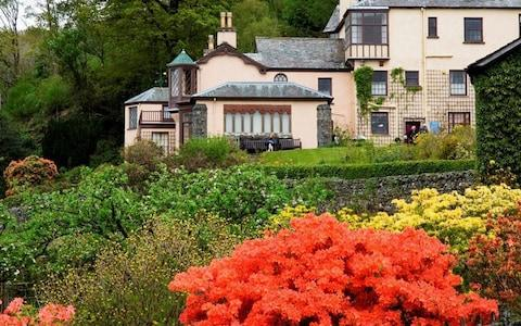 Brantwood, Lake District