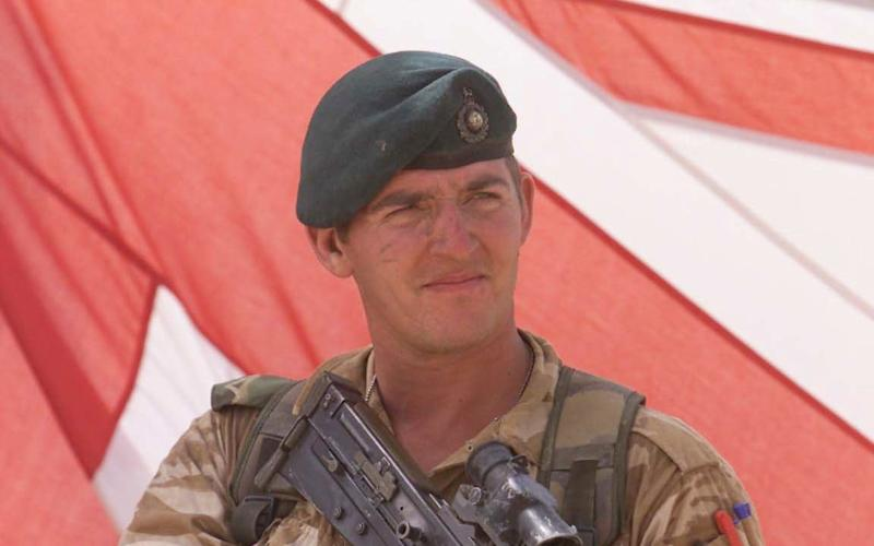 Former Royal Marine Sergeant Alexander Blackman - PA Wire/PA Images