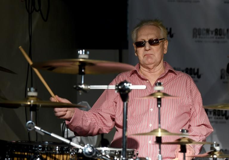 Seen performing at the Rock 'N' Roll Fantasy Camp in North Hollywood, in November, 2015, Cream founder member Ginger Baker had been admitted to hospital several weeks ago after suffering from breathing problems