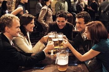 Ratings: 'How I Met Your Mother' Hits Season High as CBS Wins Night