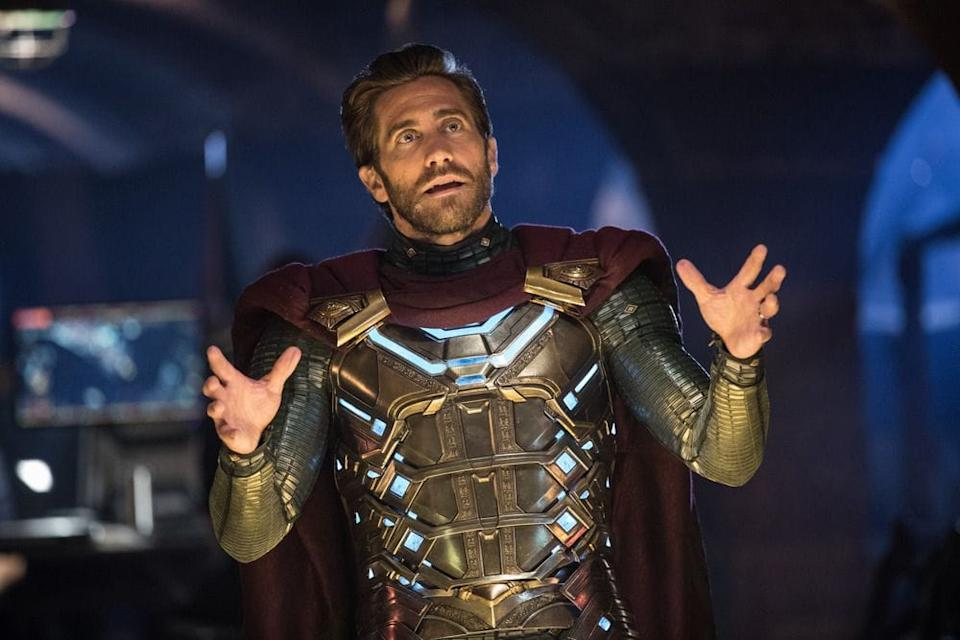 Jake Gyllenhaal in 'Spider-Man: Far From Home' (Sony)