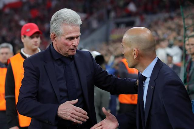 Bayern Munich mistakes gifted Real Madrid two Champions League goals, admits Jupp Heynckes