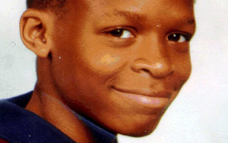 Damilola Taylor was 10 when he was killed in 2000