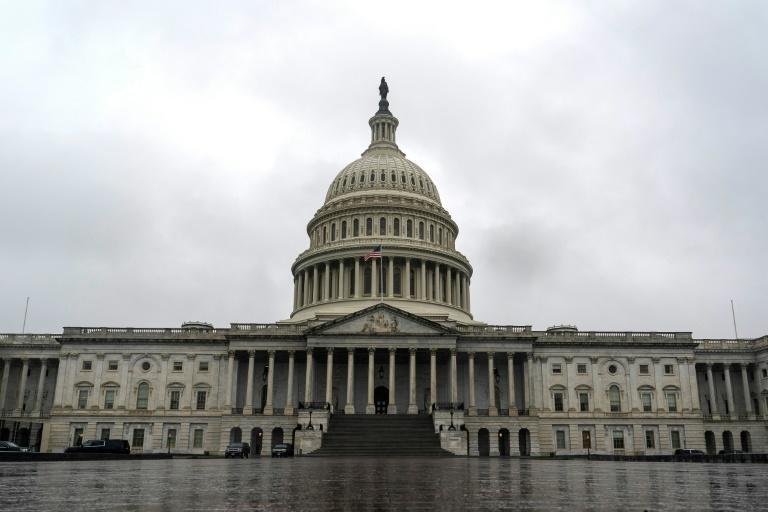All eyes are on Washington, where US lawmakers are wrangling over a new economic rescue package